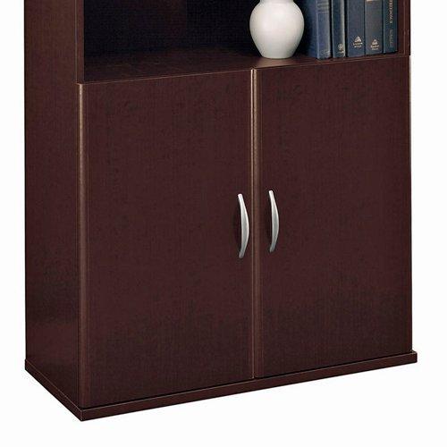 Door Height Kit Half (Half-Height Door Kit (2 doors) - Series C by Bush Business Furniture)
