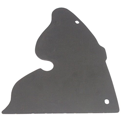 DAT 1998 - 2008 Ford Ranger FOR MODELS BUILT UP TO 8/6/08 Left Driver Side Fender Splash Shield FO1250144 ()