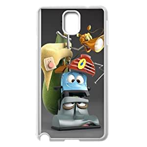 Brave Little Toaster Samsung Galaxy Note 3 Cell Phone Case White yyfabb-112393