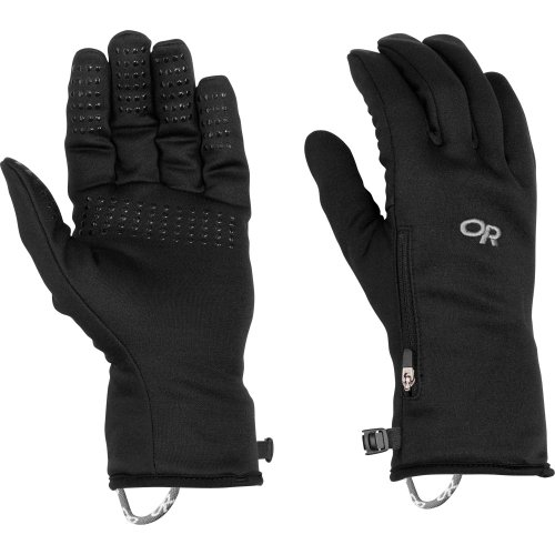 Outdoor Research Women's Versaliner Gloves, Black, ()