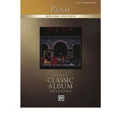 Books Drum Tab (Rush