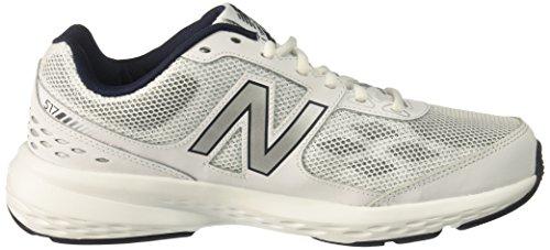 New Balance Herren MX517v1 Trainingsschuh Weiß