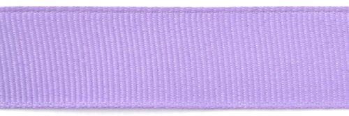 (Kel-Toy Polyester Grosgrain Ribbon, 5/8-Inch by 25-Yard, Lavender)
