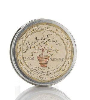 Salve Lemon Cuticle (Lemon Verbena Gardener's Salve, 4 oz)