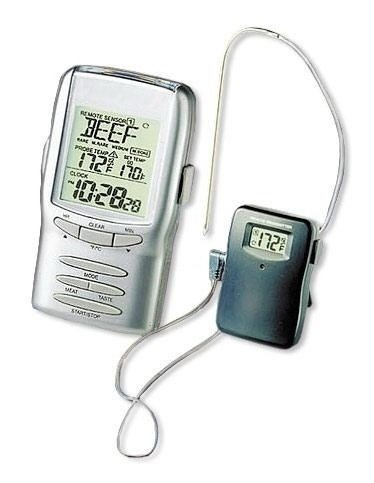Remote Cooking Thermometer (Fleisch Funk Thermometer)