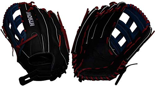 Worth XT Extreme Slowpitch Softball Glove, 14 inch, Pro H Web, Left Hand Throw ()