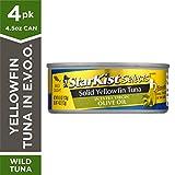 StarKist Selects E.V.O.O. Solid Yellowfin Tuna in
