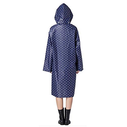 Imperm Pluie de nbsp;Veste Manteau Mode BXT Femme RYZqa4