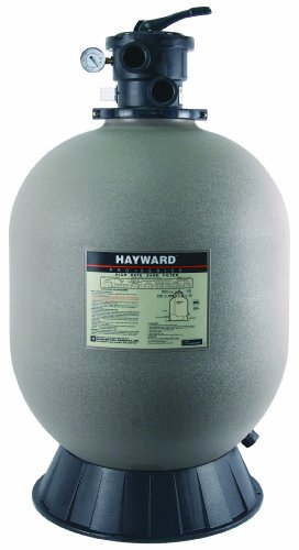 - Hayward S244T2 ProSeries Sand Filter, 24-Inch, Top-Mount