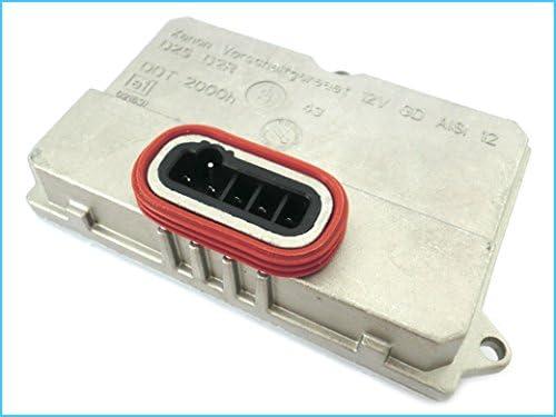 CARALL XB1802 Unidad de control Xenon D2S D2R Compatible con Ballast Xenon Hella 5DV 008 290-00