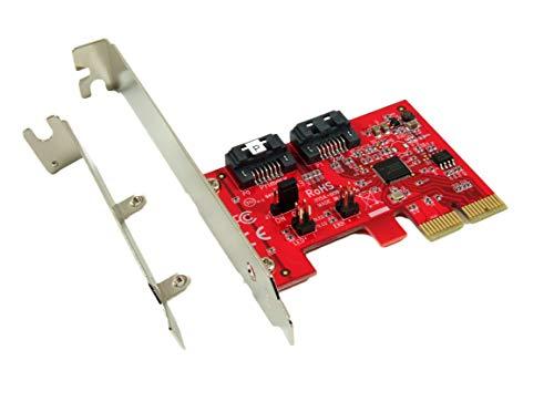 Ableconn PEX-SA151 RAID1 SATA