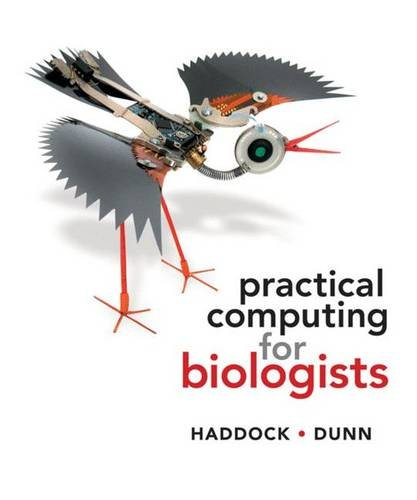 Book cover of Practical Computing for Biologists by Steven Haddock
