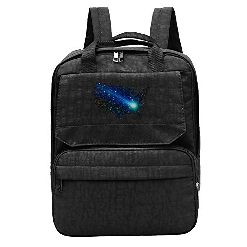 USA American Comet Backpack For Women,Girls Recreation - Comet Clearance Sale