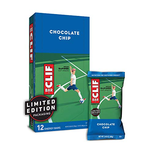 Clif Energy Bars 12 Count bruin