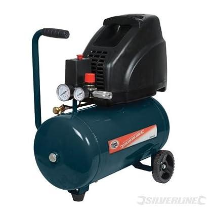 Compresor de aire sin aceite 1,5 HP