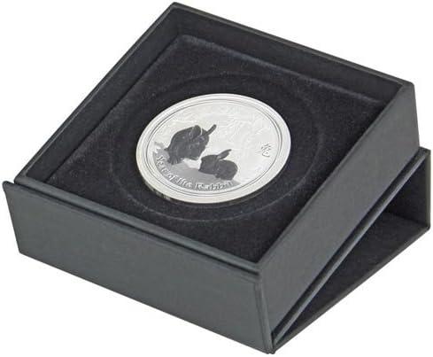 Lindner 2072 Estuche monedas EXPO-2 para monedas hasta 60 mm Ø: Amazon.es: Juguetes y juegos