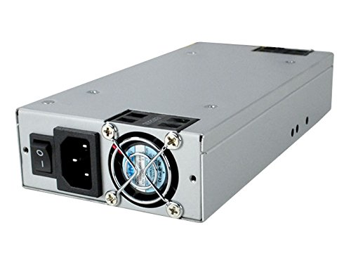 (Athena Power AP-U1ATX40P8 20+4Pin 400W Single 1U EPS 80 Plus Server Power Supply )