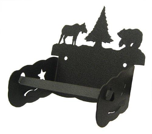 - Moose & Bear Toilet Tissue Holder