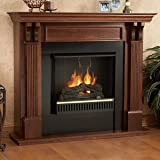 Real Flame Ashley Petite - Mini Indoor Ventless Fireplace