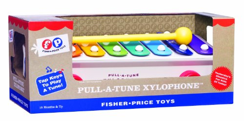 Fisher Price Classic Pull A Tune