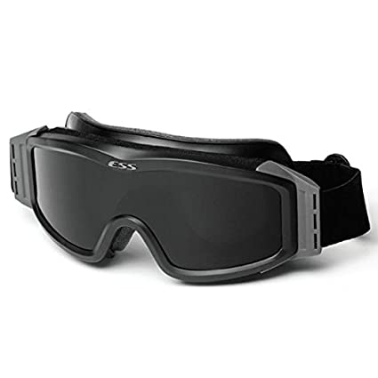 9b153ae142 Image Unavailable. Image not available for. Color  ESS Eyewear 740-0123  Asianfit Profile Nvg Black