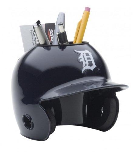 Detroit Tigers Mini Batting Helmet Desk Caddy