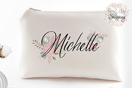 Personalized purse organizer - Bachelorette party gift by My Wedding Flare