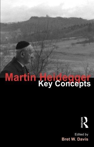 Martin Heidegger (Key Concepts)