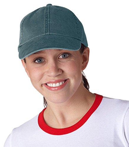 Cotton Twill Pigment (Adams Optimum Pigment Dyed Twill Cap (Dusk) (ALL))