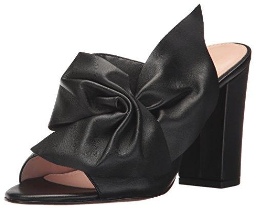 Avec Les Filles Women's Marie Slide Sandal, Black, 7.5 Medium US