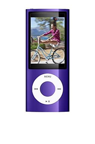 Apple iPod nano 16 GB Purple (5th Generation) (Discontinued by Manufacturer) (16 Gb Ipod 5th Generation)