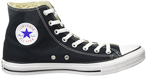 Hi Adulto Unisex Negro Zapatillas Star Converse All Altas aqESS6