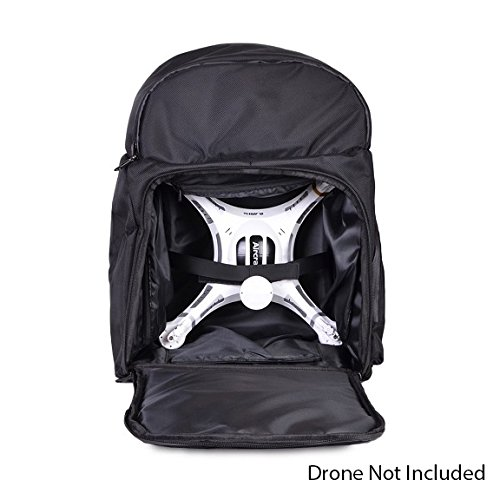 Drone Resistant Backpack Quadcopter Drones