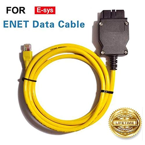 Enet obd2 Cable ethernet Connector F seires Coding Cable obd2 to rj45