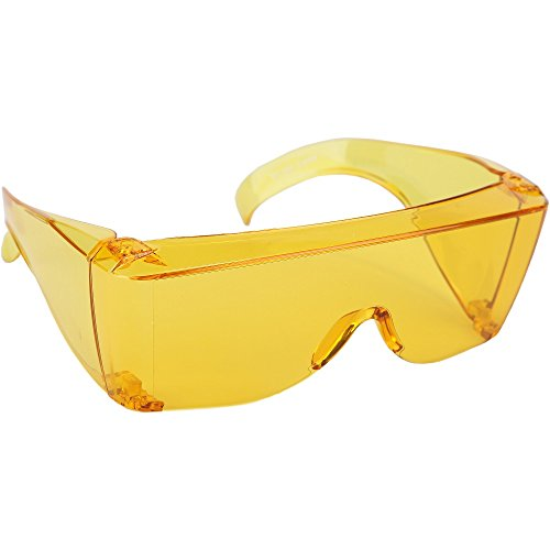 Home-X Wrap Around Yellow - Wrap Around Rx Sunglasses