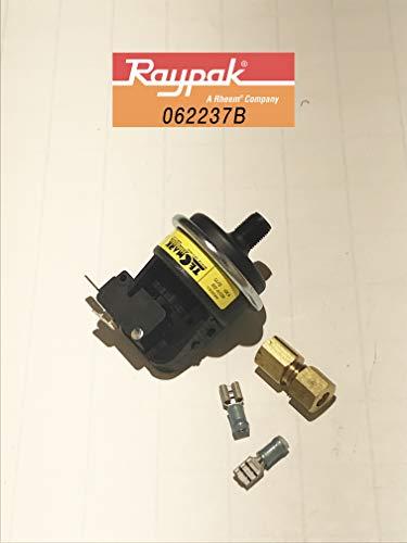 Raypak Parts 062237B Pressure Switch