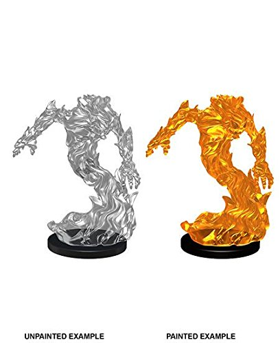 PF DC: Elemental de fuego medio W5