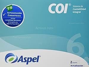 ASPEL COI  7.0(Actualización  2 usuarios  Adicionales)