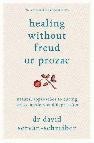 Healing Without Freud or Prozac: Natural Approaches to Curing Stress, Anxiety and Depression PDF