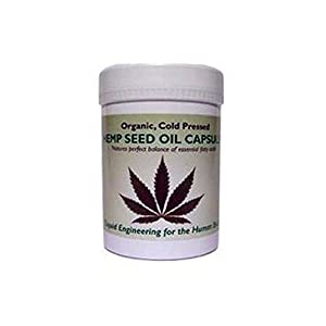Swiss Herbal Hempseed Oil 1000mg 90vegicaps