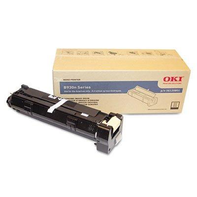 (OKI 56120801 - Oki Black Image Drum For B930 Series Printers - 60000 Page - 1)