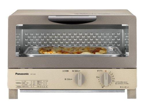 パナソニック オーブントースター シャンパンゴールド NT-C20-N   B005USZT2Q