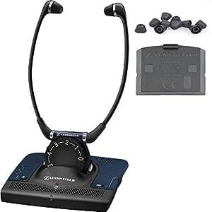 Amazon Com Sennheiser Set 840 Rf Tv Listening Headphones