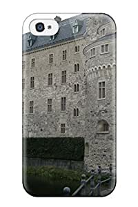 Eric J Green Snap On Hard Case Cover Castle Protector For Iphone 4/4s