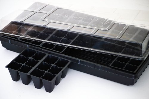 seed-starter-germination-station-complete-kit-w-dome-72-cell-tray-and-growing-tray