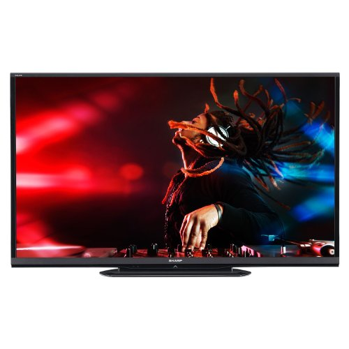 70' Sharp Aquos LED 1080p 120Hz Smart HDTV w/...
