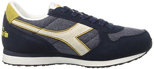 Ii Basses C Mixte blu Rattan Profondo Diadora beige K run Adulte Sneaker Bleu CEqYtXx