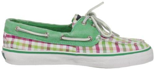 Sperry Shoes Women's Seersucker Green Boat Bahama Coral rzHqrvw