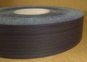 pre glued iron on melmine black brown ferrara oak edging. Black Bedroom Furniture Sets. Home Design Ideas