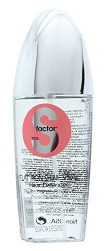 s factor flat iron shine - 3
